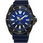 Seiko Prospex Samurai Save The Ocean Black Edition Limited férfi karóra SRPD09K1