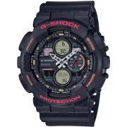 Casio G-Shock férfi karóra GA-140-1A4ER