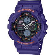 Casio G-Shock férfi karóra GA-140-6AER