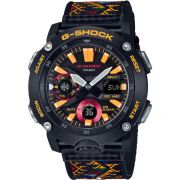 Casio G-Shock Bhutan Traditional Pattern Special Edition férfi karóra GA-2000BT-1AER